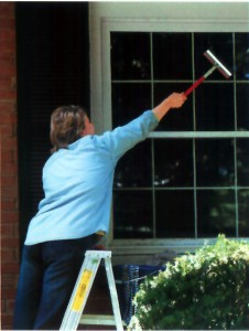 Cleaning Windows2